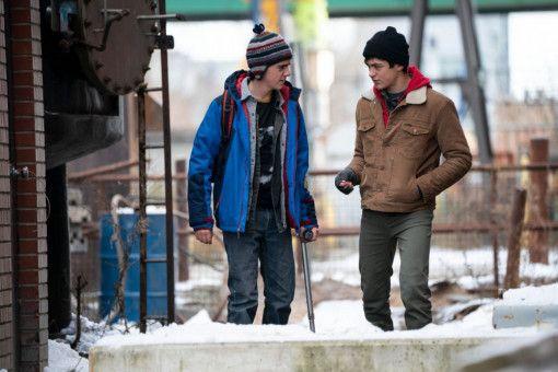 Billy (Asher Angel, rechts) und Freddy (Jack Dylan Grazer) werden beste Freunde.