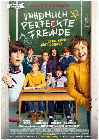 """Regisseur Marcus H. Rosenmüller beweist mit """"Unheimlich perfekte Freunde"""", dass er ein Händchen für Kinderfilme hat."""