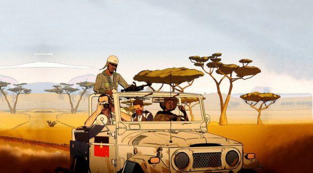 1975 reiste Ryszard Kapuscinski als Kriegsreporter durch Angola.