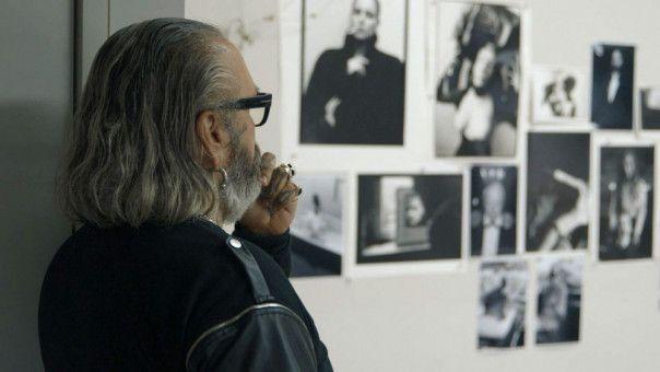 Heute ist Sven Marquardt auch als Fotograf tätig.