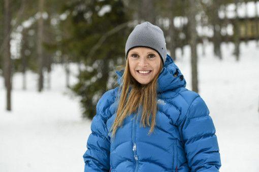 """Im Winterspecial war die Langlauf-Olympiasiegerin und Ex-Biathletin Evi Sachenbacher-Stehle voll in ihrem Element. Sie holte als erste Frau bei """"Ewige Helden"""" den Gesamtsieg."""