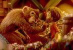 """Der sympathische Schimpanse ist eigentlich der Liebling aller Kinder in Junes """"Wunder Park"""": Doch warum versteckt er sich und will allein gelassen werden?"""