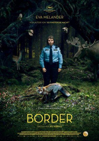 """In Cannes ausgezeichnet, bietet der Bio-Horror-Thriller """"Border"""" bizarres Kino vom Feinsten."""