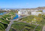 Zukunftsorientiert geplant und imposant umgesetzt: Sommerinsel und Gartenkabinette ...,