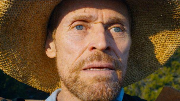 Die Welt war noch nicht bereit für seine Kunst: Trotzdem revolutionierte Vincent van Gogh (Willem Dafoe) Ende des 19. Jahrhunderts die Malerei.