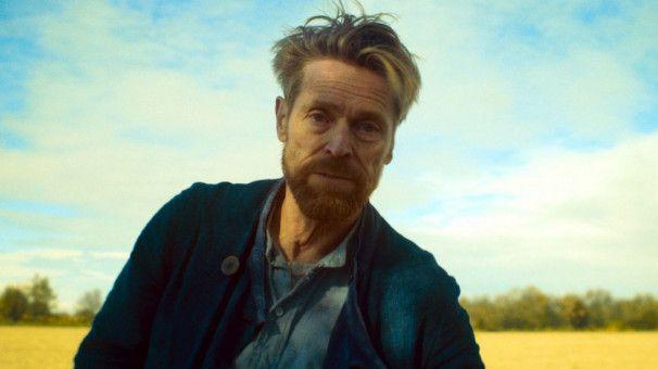 Willem Dafoe ist mit 63 Jahren um einiges älter als es Vincent van Gogh je wurde. Sein zerfurchtes Gesicht ist aber eine ideale Projektionsfläche für die Leiden des Malers.