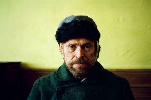 Willem Dafoe ist ein Ereignis in diesem Film, in seinem Gesicht spiegelt sich der Maler in allen Facetten.