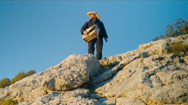 Die Landschaft und die Natur geben Vincent van Gogh (Willem Dafoe) Halt.