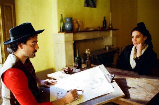 Paul Gauguin (Oscar Isaac) ist bei seinem Besuch in der Provence nicht untätig.