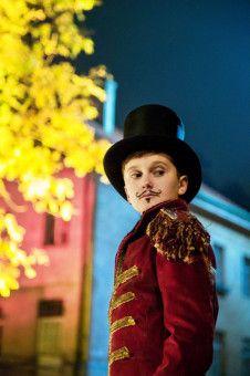 Der zwölfjährige Paul Silberstein (Valentin Hagg) träumt davon, Zirkusdirektor zu werden.