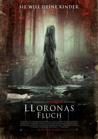 Aus dem Wasser entsteigt das Grauen: La Llorona, die weinende Frau, macht sich auf die Suche nach hilflosen Kindern.