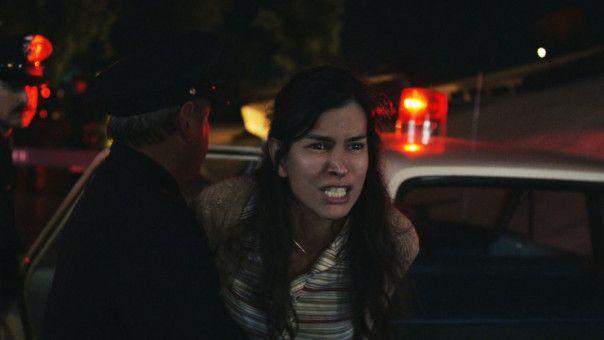Nach dem Tod ihrer beiden Söhne warnt Patricia Alavarez (Patricia Velasquez) vor dem Fluch von  La Llorona.