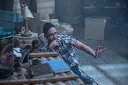 """Michael Chaves führte Regie bei """"Lloronas Fluch""""."""