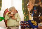 Elizabeth II. hat einen neuen Liebling: den Corgi Rex.