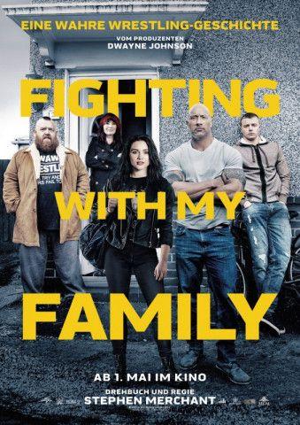 """""""Fighting with my Family"""" erzählt von einer jungen Frau, die ihren großen Traum wahr werden lässt. Der Film blickt aber auch auf diejenigen, die zurückbleiben."""