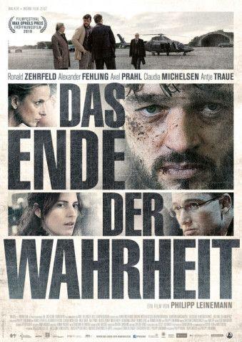 """Weder schwarz noch weiß: """"Das Ende der Wahrheit"""" ist ziemlich grau, wie Regisseur Philipp Leinemann in seinem famosen Geheimdienstthriller zeigt."""