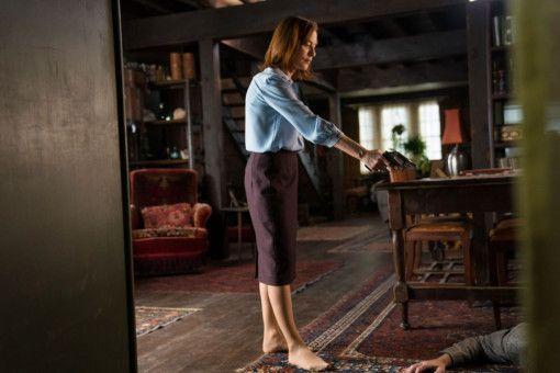 Greta (Isabelle Huppert) verbirgt ein düsteres Geheimnis.