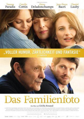 """Regisseurin Cecilia Rouaud fühlt in """"Das Familienfoto""""  Vanessa Paradis und Co. auf den Zahn."""