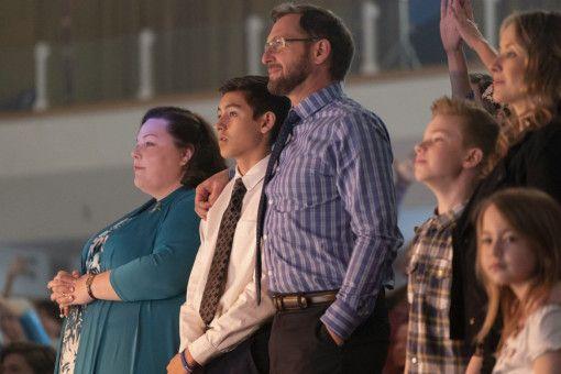 """""""Breakthrough - Zurück ins Leben"""" ist auf ein christliches amerikanisches Publikum zugeschnitten."""