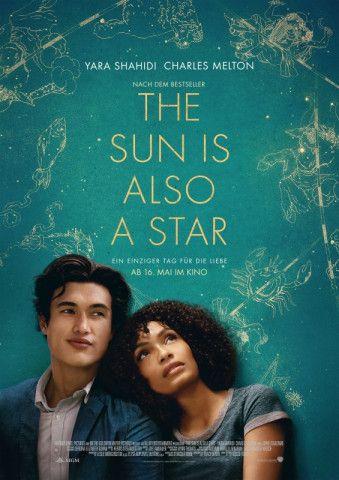 """""""The Sun Is Also a Star"""" basiert auf dem Bestseller """"Du neben mir und zwischen uns die ganze Welt"""" von Nicola Yoon."""