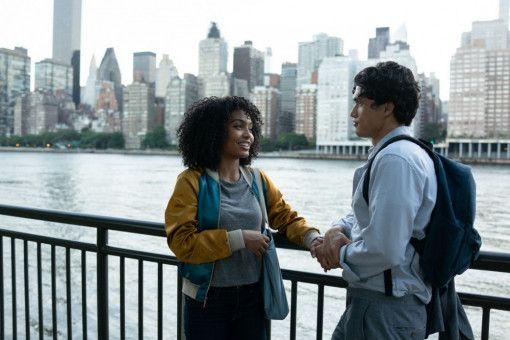 """""""The Sun Is Also a Star"""" ist auch eine Liebeserklärung an New York."""