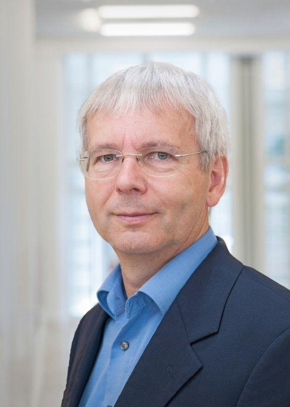Prof. Dr. Ralf Küppers.