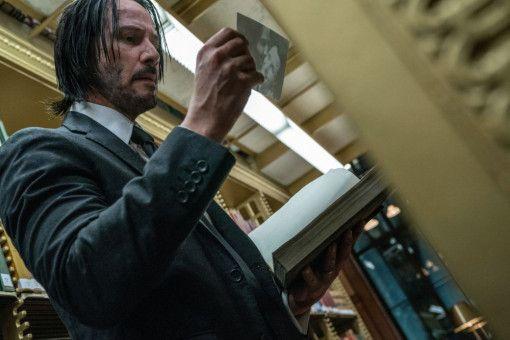 Auf der Flucht: John Wick (Keanu Reeves) ist eine ganze Legion von Killern auf den Fersen.