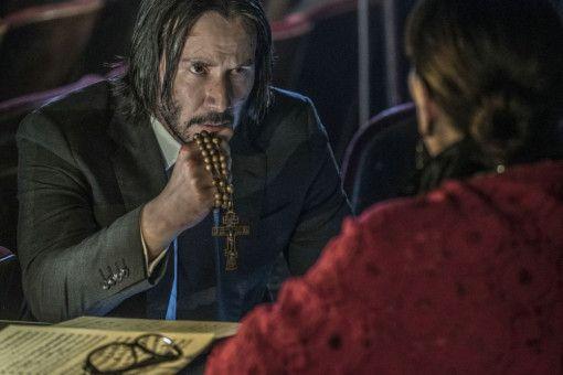 John Wick (Keanu Reeves) hat ein Tabu gebrochen. Jetzt muss er dafür zahlen.
