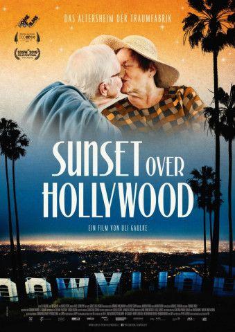 """Uli Gaulke und Agnes-Lisa Wegner besuchten für """"Sunset over Hollywood"""" ein Altersheim für ehemalige Filmschaffende. Herausgekommen ist eine rührende Hommage an dessen Bewohner und an das nie endende Erzählen von Geschichten."""