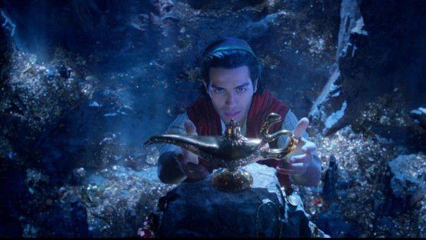 """Mena Massoud hat in """"Aladdin"""" seine bislang größte Rolle."""