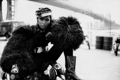 Peter Lindbergh machte Naomi Campbell zum Supermodel.