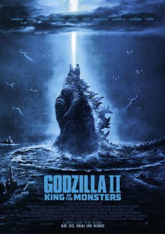 Er ist wieder da: Godzilla hat erneut einen großen Auftritt.
