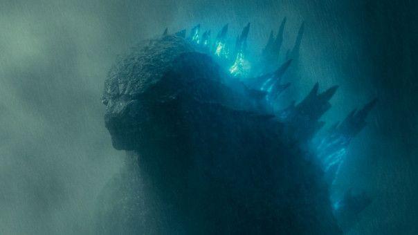 Schön schrecklich: Godzilla kämpft im Dienste der guten Sache.