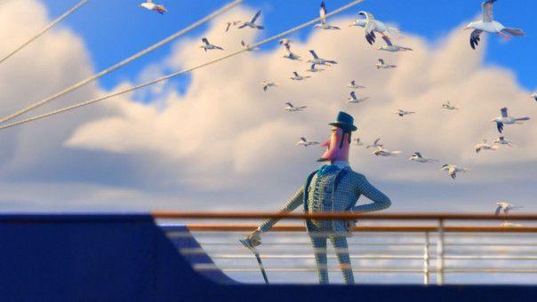 Abenteurer Sir Lionel Frost zieht in die Welt auf der Suche nach Ruhm und Ehre.