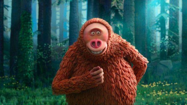 Mister Link ist der letzte seiner Art und lebt in einem Wald.