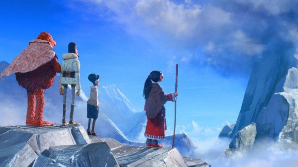 An einem sagenumwobenen Ort namens Shangri-La sollen einem Gerücht nach entfernte Verwandte von Mister Link leben.