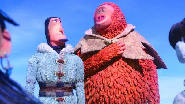 Sir Lionel Frost (links) und Mister Link freunden sich auf der langen Reise an.