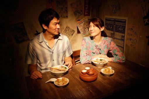 Masatos Eltern Mei Lian (Jeanette Aw) und Kazuo (Tsuyoshi Ihara) haben ein neues Gericht kreiert, dass Rezepte aus Japan und aus Singapur kombiniert.