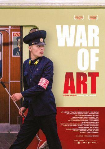 """Regisseur Tommy Gulliksen hat für seinen Dokumentarfilm """"War of Art"""" eine Künstlergruppe bei einer Nordkorea-Reise begleitet."""