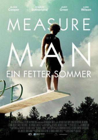 """Jim Loachs """"Measure of a man - Ein fetter Sommer"""" ist ein in vielerlei Hinsicht gelungenes Coming-of-Age-Drama."""