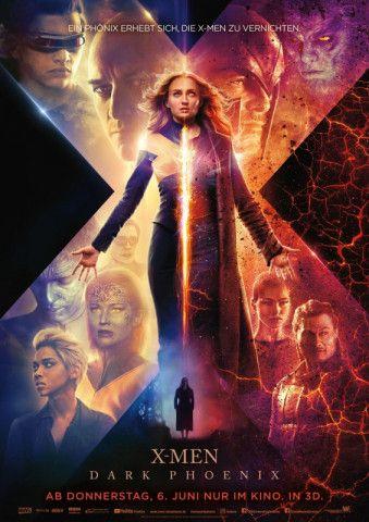 """""""X-Men: Dark Phoenix"""" ist der letzte Film mit den X-Men, der von 20th Century Fox produziert wurde."""