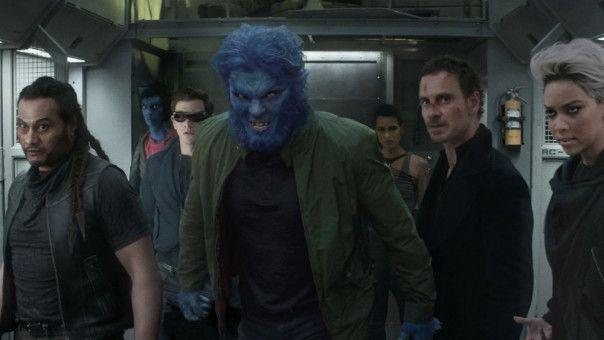 Die X-Men stellen sich der Gefahr. Wer an ihre Freundin heranwill, muss durch sie durch!
