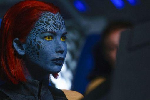 Raven (Jennifer Lawrence)fürchtet, dass ihre nächste Mission katastrophal enden könnte.