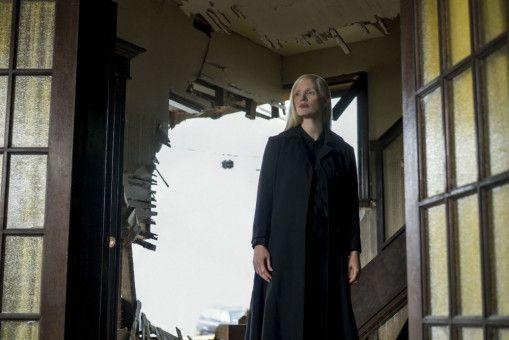 Vuk (Jessica Chastain) sucht nach Jean Grey.