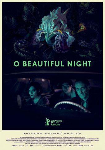 """Das kunstvolle Drama """"O Beautiful Night"""" kommt in einer farbigen und in einer schwarz-weißen Version in die Kinos."""