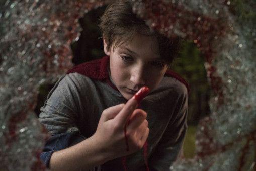 Brandons (Jackson A. Dunn) Zerstörungswut kennt keine Grenzen.