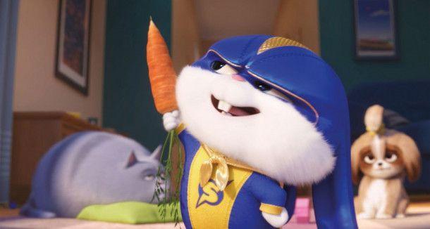 Captain Snowball ist bereit, um einen weißen Baby-Tiger aus den Klauen eines fiesen Zirkusdompteurs zu befreien.