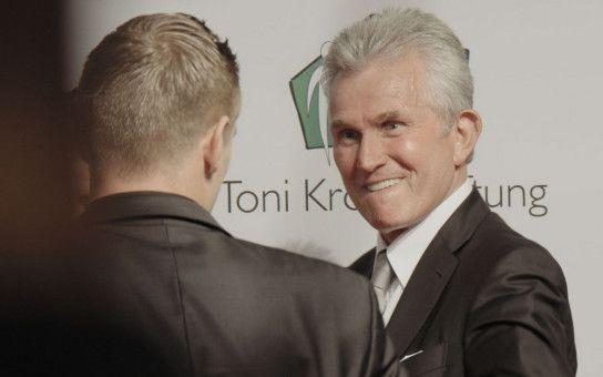 Jupp Heynckes (Bild) gilt als wichtiger Fördererer von Toni Kroos. Neben Uli Hoeneß, Florentino Pérez, Sergio Ramos und Miroslav Klose ist der 74-Jährige einer von vielen Fußball-Koryphäen, die im Film ein Loblied auf Kroos singen.