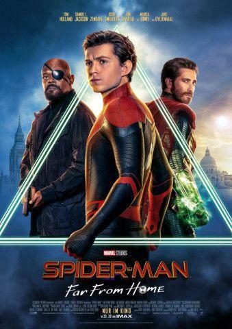 """Zwei Monate nach dem dramatischen Finale von """"Avengers: Endgame"""" geht es im Marvel Cinematic Universe mit dem neuen Spider-Man-Abenteuer weiter."""