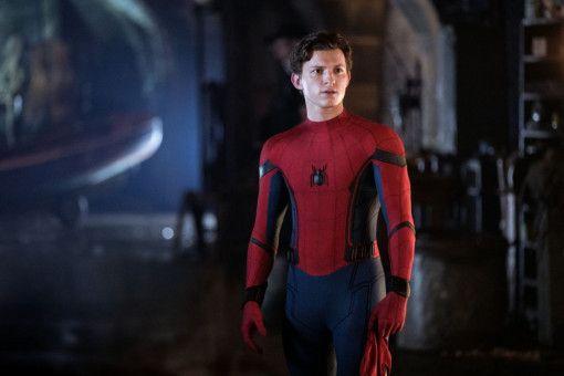 Peter Parker (Tom Holland) sucht noch immer seinen Platz im Leben.